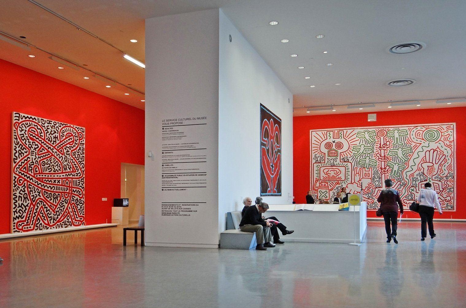 Le centre d'art Le LAIT