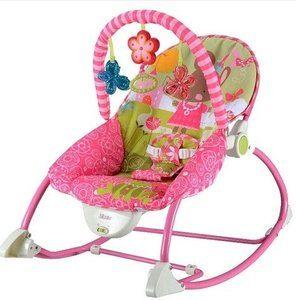cadeau nouveau parent berceau bascule chaise