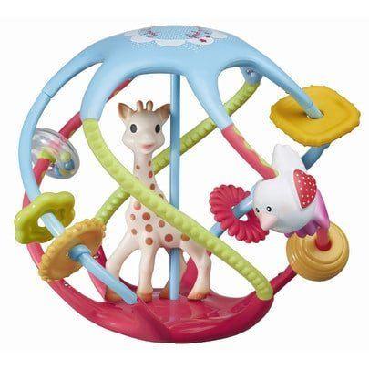 cadeau nouveau parent sophie girafe