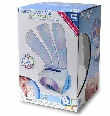 cadeau nouveau parent watch over dream