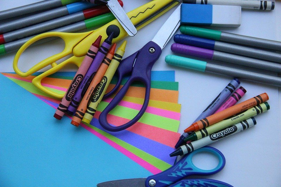 recycler fournitures scolaires