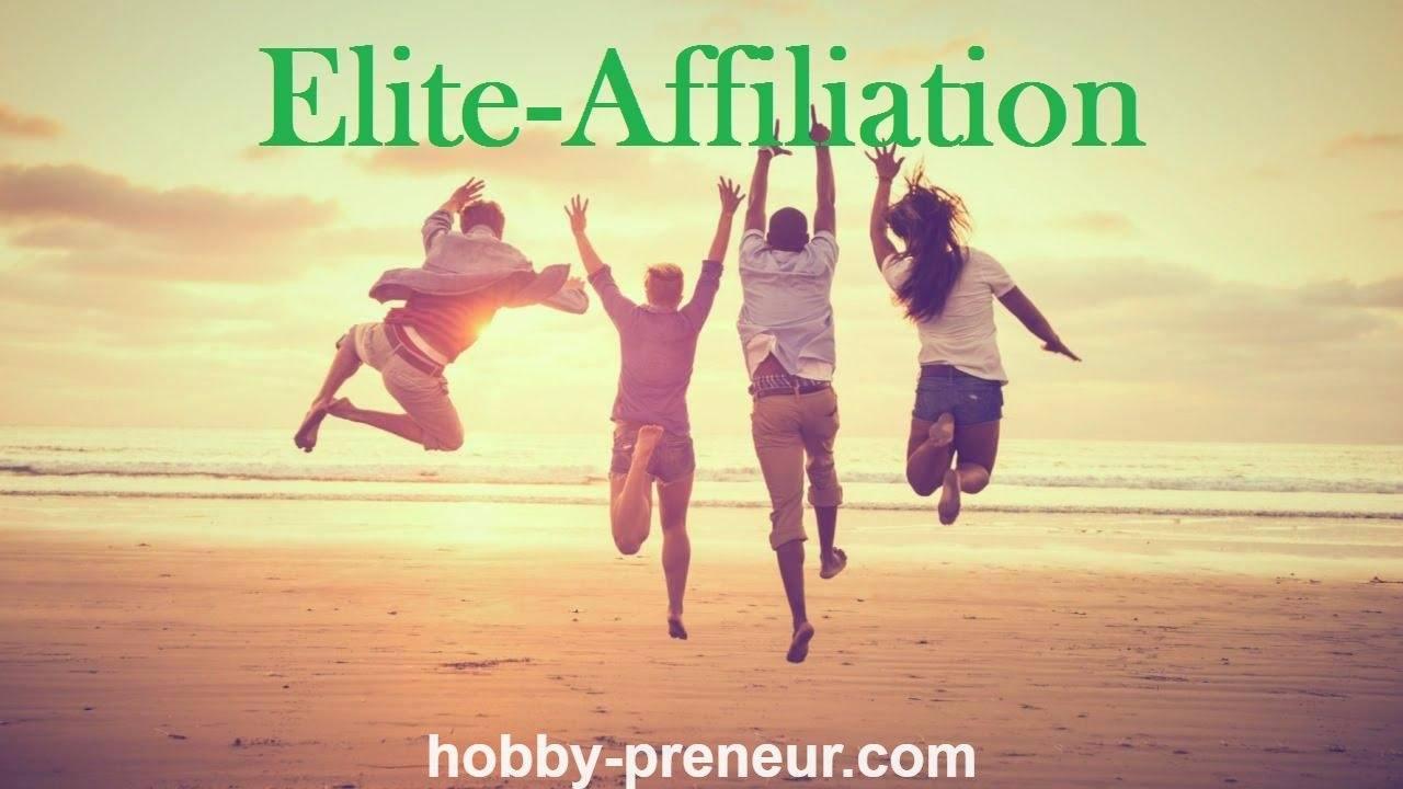 formation elite-affiliation