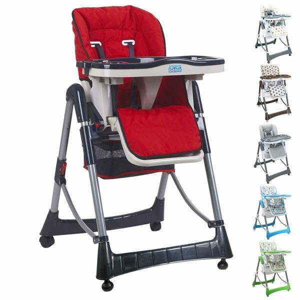 chaise haute combinée pratique
