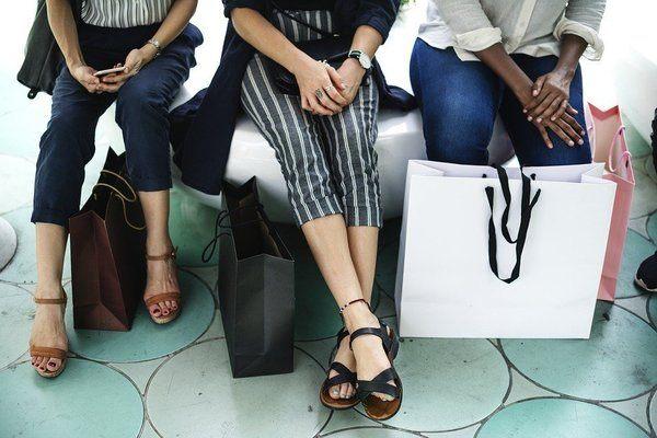 renouveler garde-robe shopping