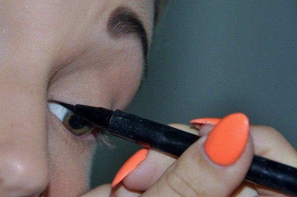 maquillage travailler le regard