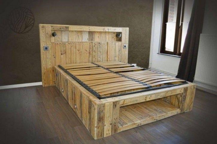 Base pour le lit