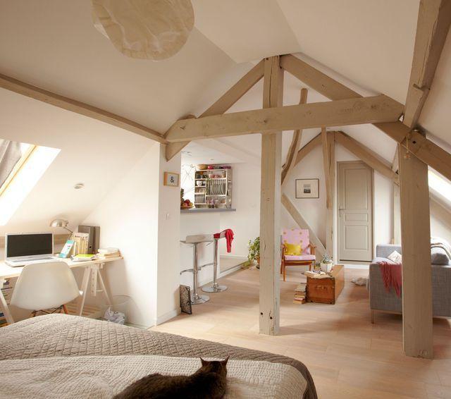 Une chambre de plus dans la maison