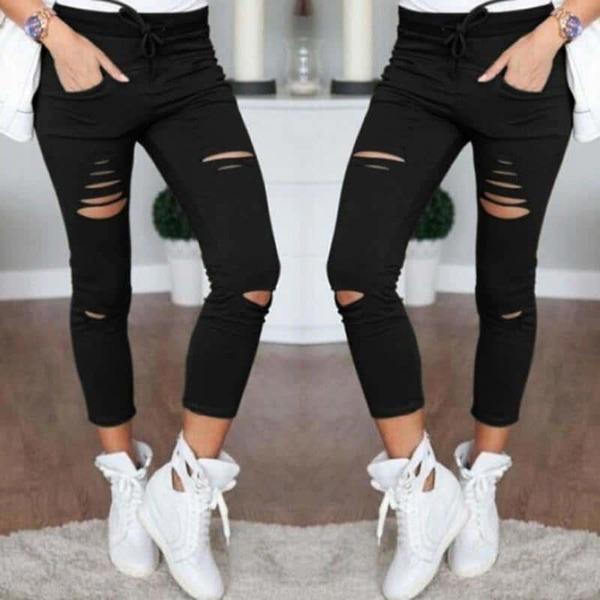 Porter des pantalons skinny