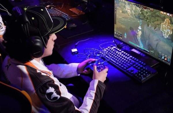 améliorer son niveau dans les jeux vidéo