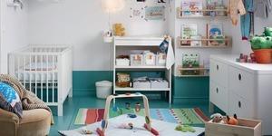 Le choix des meubles dans la chambre de bébé