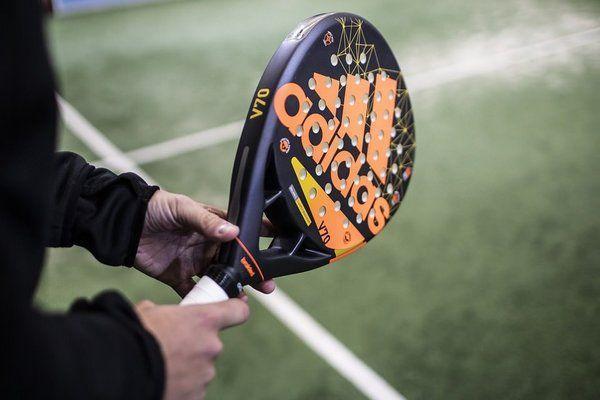 padel - mix entre squash et tennis