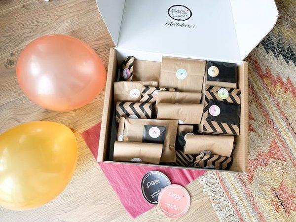Petipili box cadeau