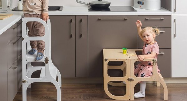 Les avantages de la tour d'observation Montessori pliable