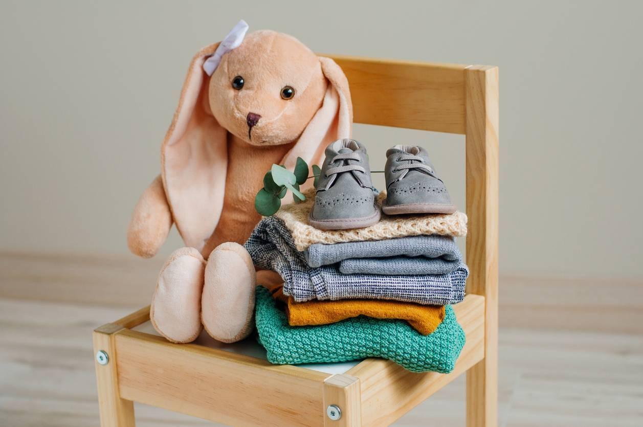 vêtements écologiques enfants