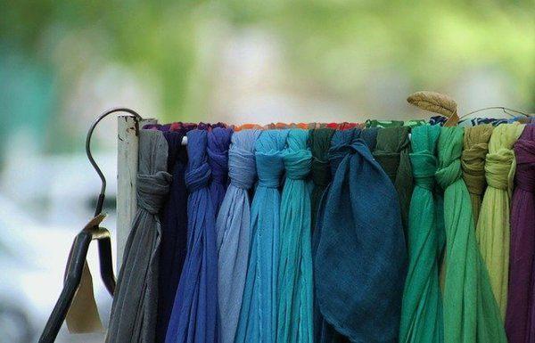 foulard de marque